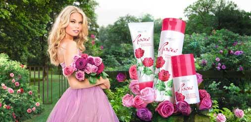 Миллион свежих роз: коллекция по уходу за телом «Розовые мечты».