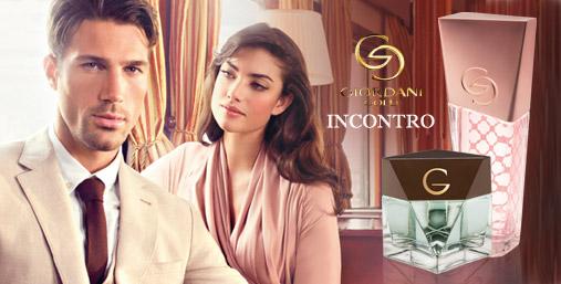 Соблазнительный аромат Giordani Gold Incontro для нее и для него