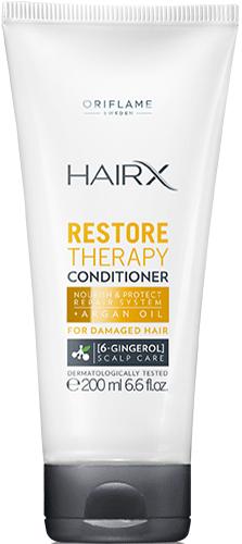 HairX Restore Therapy Conditioner Бальзам-кондиционер для сухих и поврежденных волос «Эксперт-Восстановление»