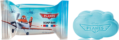 Мыло «Самолеты»