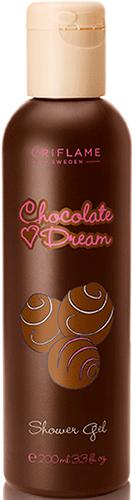 Гель для душа «Шоколадные грёзы»
