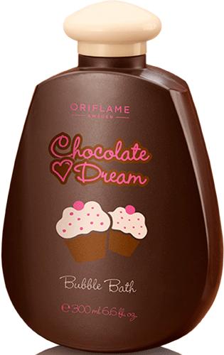 Пена для ванны «Шоколадные грёзы»
