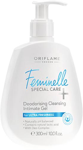 Очищающий гель для интимной гигиены «Феминэль-Особый уход»