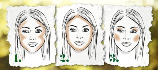 Три варианта макияжа