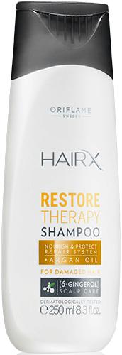 Шампунь для сухих и поврежденных волос «Эксперт-Восстановление»