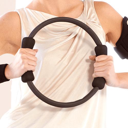 Кольцо для пилатеса «Фитнес-леди»