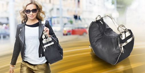 Стильная сумка-рюкзак 2-в-1 со скидкой 60%!