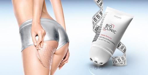 Антицеллюлитный слим-гель для тела «Биоклиник»