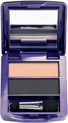 Двухцветные тени для век The ONE Colour Match - Черная Жемчужина