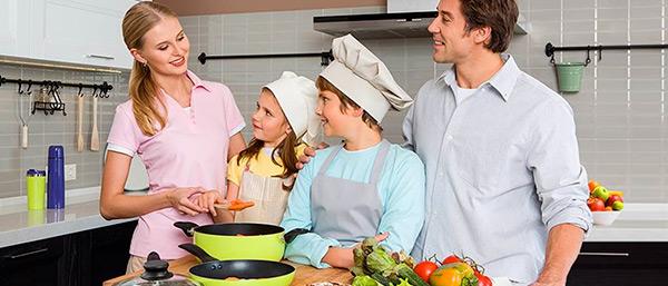 Кампания по приглашению «Рецепт семейного счастья»